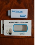 conversor adaptador hdmi consola nintend - foto
