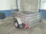Remolques ligeros 750 kg 2 x 1,30 - foto