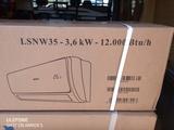 BAXI ANORI LSG35 R32 INSTALADA - foto
