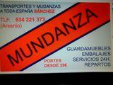 MUDANZAS  sevilla 634.221.373 vazquez - foto
