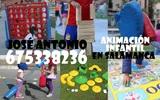 animaciones  niños comunión salamanca - foto