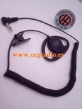 3.5mm Auricular Forma D Gancho Motorola - foto