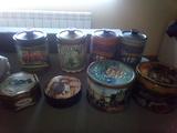 latas vintage - foto