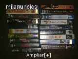 Peliculas VHS  lote completo - foto