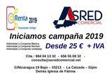 Campaña Renta 2018 - foto