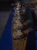 Acorazado USS Wisconsin. Escala 1/72 - foto