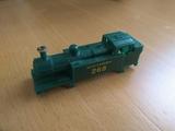 Carcasa de locomotora de vapor escala N - foto