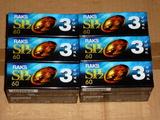 Lote de 18 cassettes RAKS SP2 60 cromo - foto