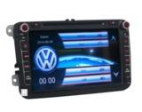 VW Golf Plus 8p dvd gps AUDIOVISION-BDN - foto