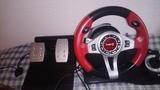 Vendo  volante logic 3  con pedales - foto