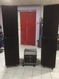 Equipo de sonido tsa 7000 rms - foto