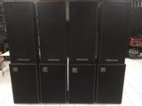 Equipo de sonido Black Saund 8000rms - foto