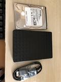 Disco duro 2.5 usb 3.0 500gb Toshiba - foto