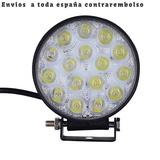 FOCO LED 48W REDONDO LUZ BLANCA - foto