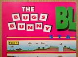 Mapa The Bugs Bunny - foto