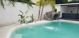 jardineros y mantenedor piscinas - foto