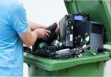 recogida y reciclaje ordenadores - foto