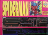 Mapa Spiderman - foto