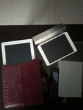 iPad grande, iPad mini y Tablet Acer - foto