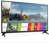LG Smart tv 49 - foto