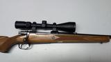 Rifle Santa Bárbara Cal.243 Win. - foto