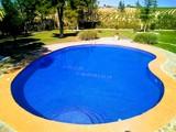 Casa rural con piscina y pistas padel - foto