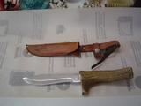 cuchillo de monte: - foto