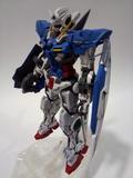 Figura japonesa gundam fighter exia - foto