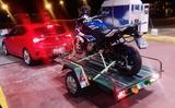 alquiler remolque motos - foto