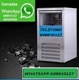 02/18: 49: 17FABRICADOR HIELO 55KG - foto