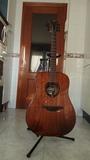 Guitarra acústica LAG T90D - foto