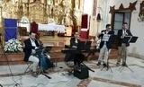 Musica ceremonias y coctel de bodas - foto