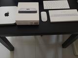 Mac mini, teclado apple, raton apple - foto