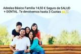 Seguro Médico Familia 14,50 mes - foto