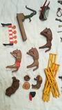 Lote de clic Playmobil juguetes - foto