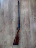 Escopeta paralela ugartechea 12/70 - foto