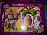Puzzle Blancanieves grande - foto