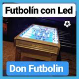 Futbolin profesional Con Luz DonFutbolin - foto