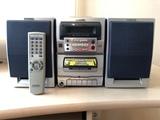 Micro cadena Aiwa con cd y casette - foto