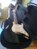 guitarra electrica, fender estratocaster - foto