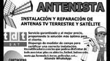 Antenista Cartagena y playas - foto