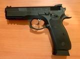 Pistola CZ75 SP-01 Shadow - foto