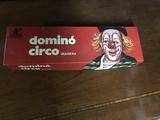 Domino circo madera aÑos 70 - foto