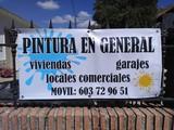 Pintor en Granada - foto