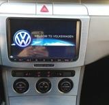 Radio pantalla android volkswagen/passat - foto