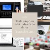 Legaliza tu empresa con la RGPD - foto