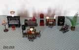 Playmobil mobiliario del oeste - foto