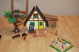 Playmobil 4207 caseta  guarda foresta - foto