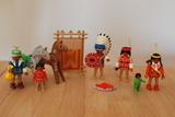 Playmobil 3733 - familia india - foto