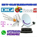 Antene Digi+Dolce-Telekom focus sat - foto